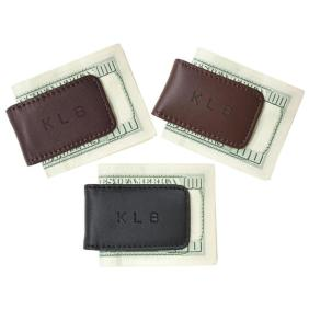 Personalized Royce Leather Magnetic Money Clip$24.50