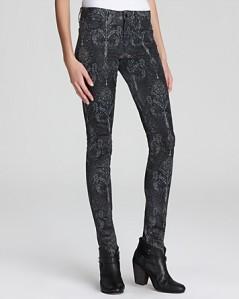 Joe's Jeans - Baroque Printed Skinny$198.00