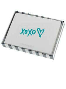 Sealed With a KissCrane & Co. for J.Crew greeting cards, $22.50, jcrew.com